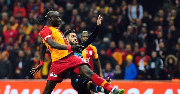 Galatasaray, Younes Belhanda ile kazandı