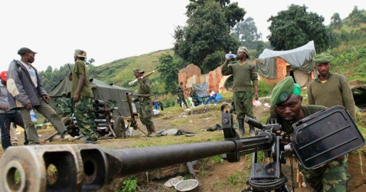 Kongo Demokratik Cumhuriyeti'nde saldırı