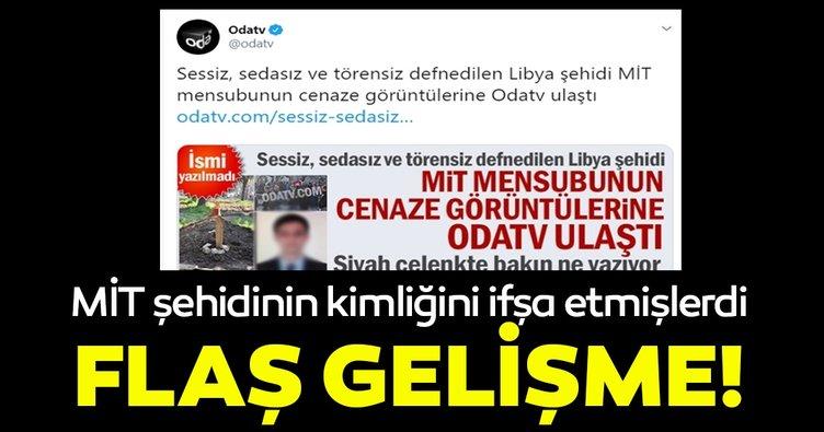 ODA TV'ci Barışlar'a 'MİT'çiyi ifşa' davası