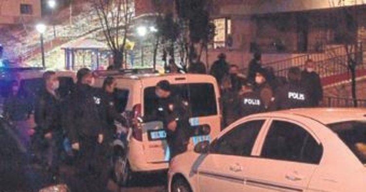 Öfkeli kadın tüfekle komşularını yaraladı