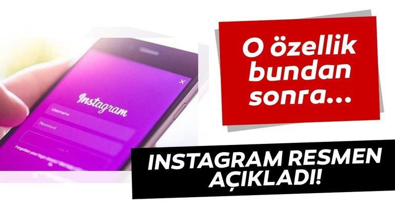 Instagram resmen açıkladı! Uygulamadaki o özellik masaüstü sürümüne geliyor