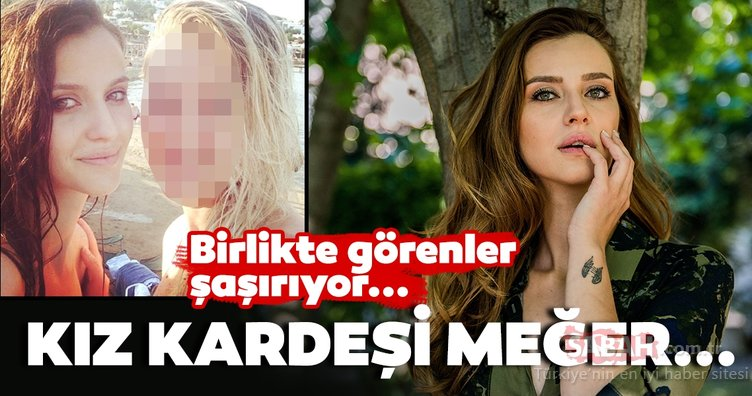 Sen Anlat Karadeniz'in Nefes'i İrem Helvacıoğlu'nın kız kardeşi ile benzerliği şaşırtıyor... İşte İrem Helvacıoğlu'nun kız kardeşi Merve Helvacıoğlu...