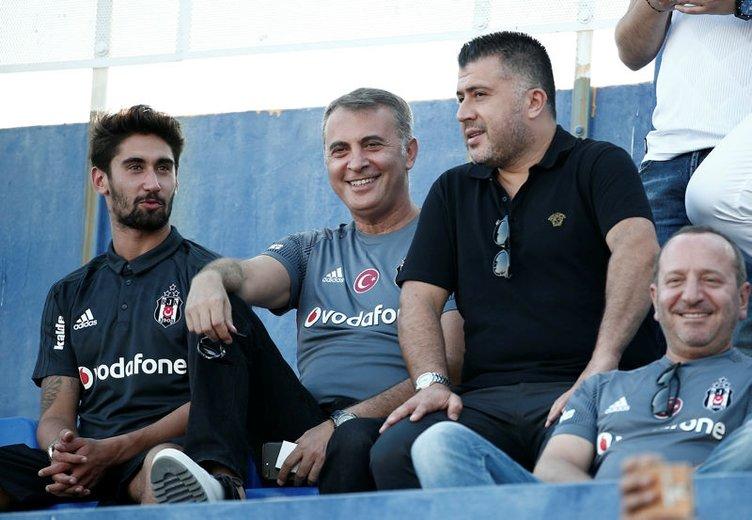 Beşiktaş golcü transferini bitiriyor