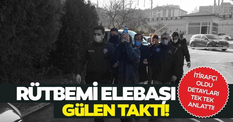 Son dakika haberi: FETÖ'cü tuğgeneral itiraf etti: Rütbemi Fetullah Gülen taktı