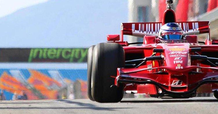 Formula 1 biletleri satışa sunuldu
