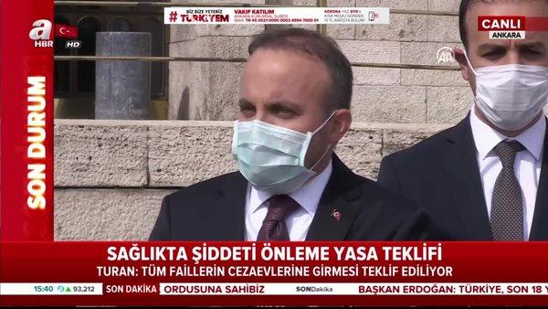 AK Parti Grup Başkanvekili Bülent Turan'dan canlı yayında flaş açıklamalar | Video