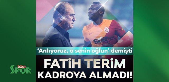 Fatih Terim'den şok Mbaye Diagne kararı! - Son Dakika Spor Haberleri