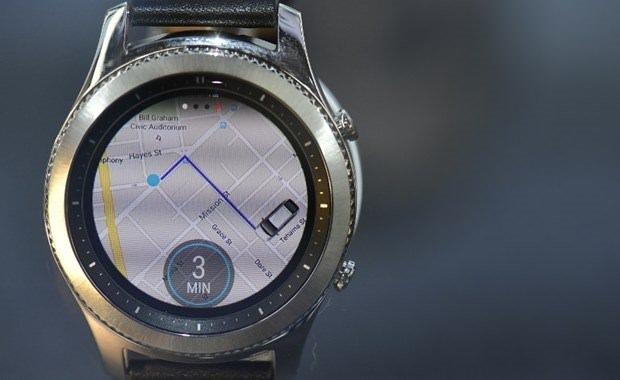 Samsung Gear S3 tanıtıldı