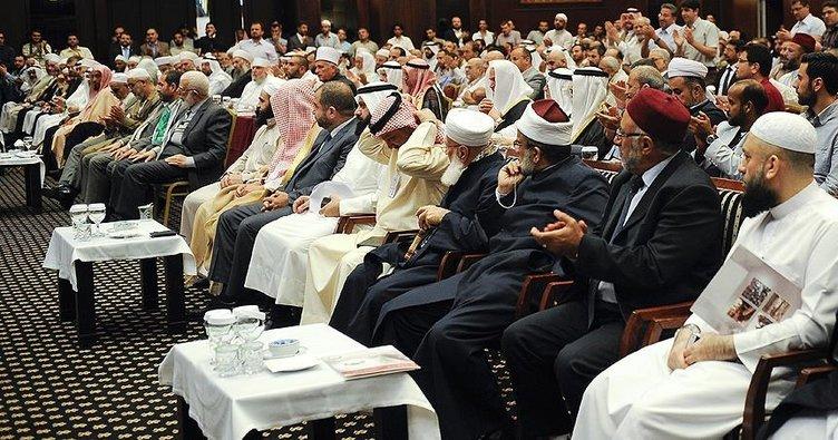 Dünya Müslüman Alimler Birliği: Katar'a yönelik abluka en kısa sürede kaldırılmalı