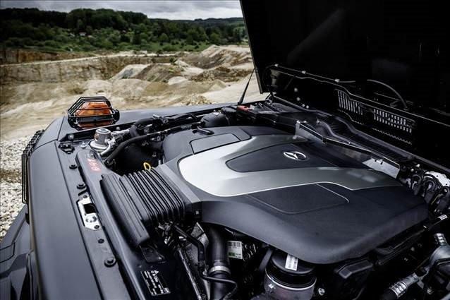 Mercedes-Benz G350d Professional
