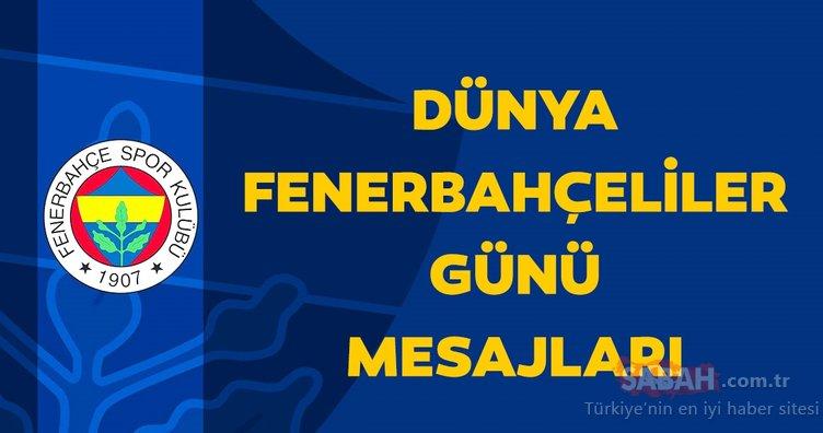 SON DAKİKA: Resimli Dünya Fenerbahçeliler günü mesajları ve sözleri! Dünya Fenerbahçeliler günümüz kutlu olsun görseli 19.07
