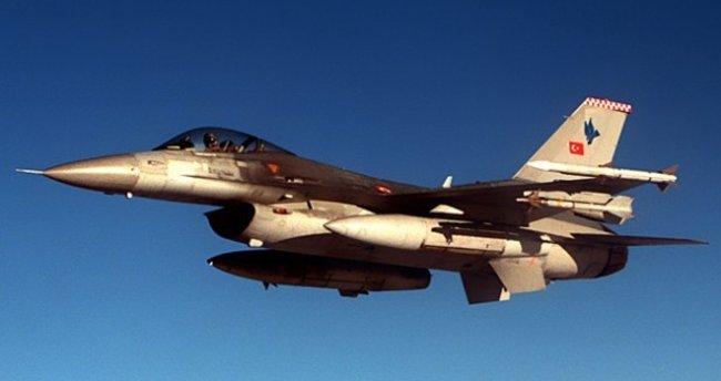 Siirt'te 4 PKK'lı, savaş uçaklarıyla etkisiz hale getirildi