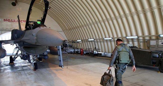 Askeri pilot olmak için yoğun talep