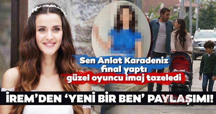 Sen Anlat Karadeniz final yaptı İrem Helvacıoğlu imaj tazeledi! İşte Sen Anlat Karadeniz'in Nefes'i İrem Helvacıoğlu'nun değişimi...