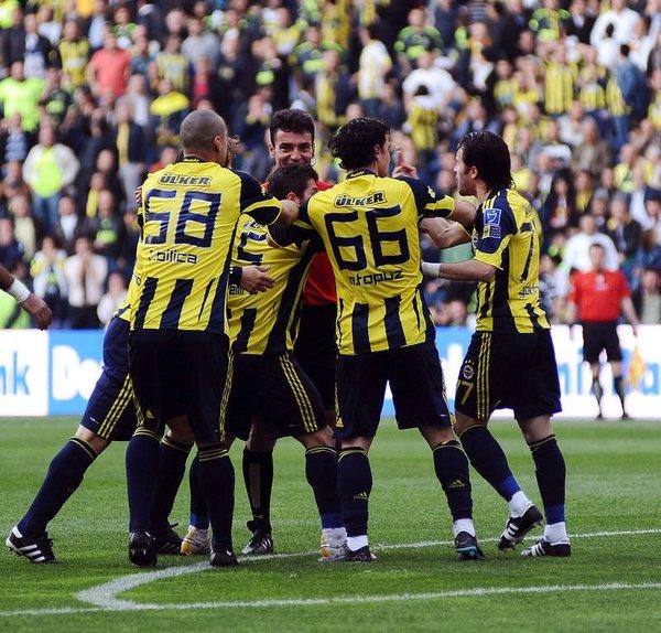 Fenerbahçe - Kayserispor karşılaşması