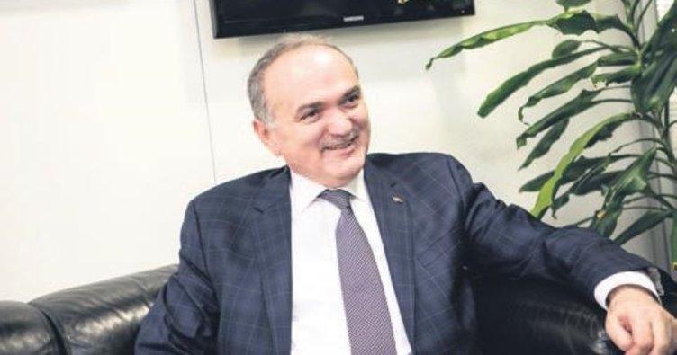 Bakan Faruk Özlü'den SABAH'a ziyaret