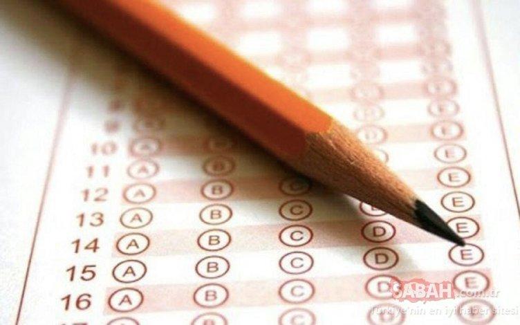 MEB ve ÖSYM sınav takvimi 2020 açıklandı mı? Bu yıl LGS, YKS, DGS, YDS, MSÜ, YÖKDİL, TUS ve KPSS ne zaman yapılacak?