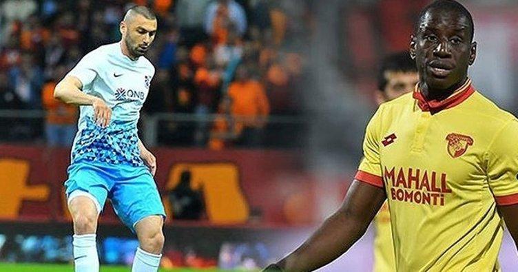 Beşiktaş'ta Burak Yılmaz ve Demba Ba tamam!