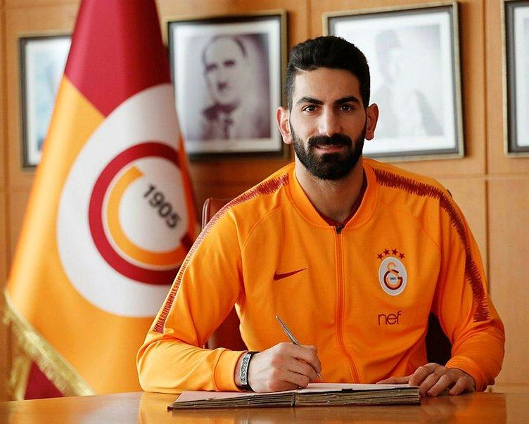 Galatasaray kalecisi İsmail Çipe'ye teklif yağıyor