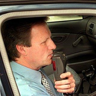 Kazayı önlemede alkolmetre kiti