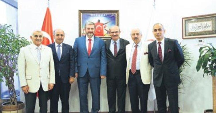 Ankara Ticaret Odası ile yakın temas