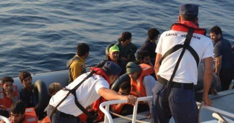 Çanakkale'de 77 kaçak göçmen yakalandı, 1 organizatör tutuklandı