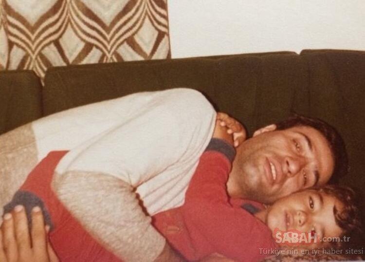 Kemal Sunal´ın eşi Gül Sunal oğlu Ali Sunal´ın yaşını böyle kutladı... 'Hiç delik yanaklı bebek görmemiştim'