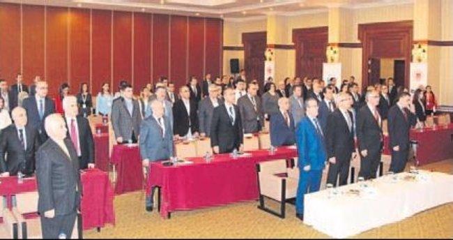 Savcılara görüşme odaları eğitimi