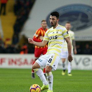 Fenerbahçe'den Tolgay Arslan açıklaması