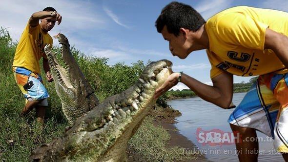 Kosta Rikalı adamın şoke eden ölüm öpücüğü!