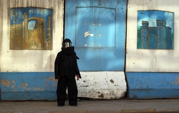Ölümden döndü, bomba imha kıyafeti ile yaşıyor!