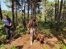 Beykoz'da ormanlık alanlarda denetim