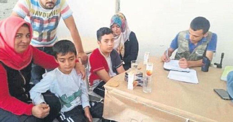 Yaylada kaybolan 2 çocuk bulundu