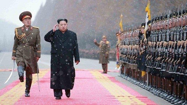 Kuzey Kore'den flaş açıklama! Nükleer savaş kaçınılmaz