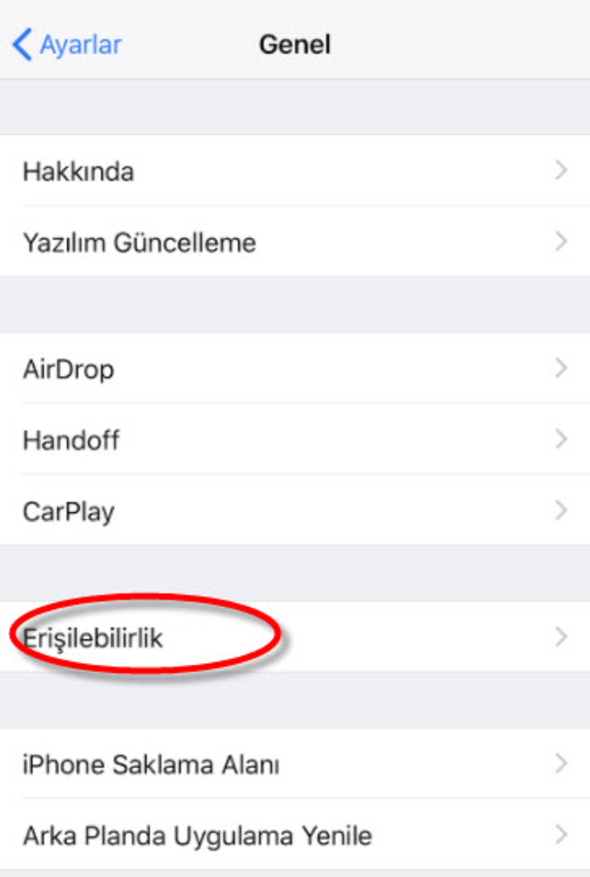 iPhone'ların keşfedilmeyi bekleyen harika özellikleri