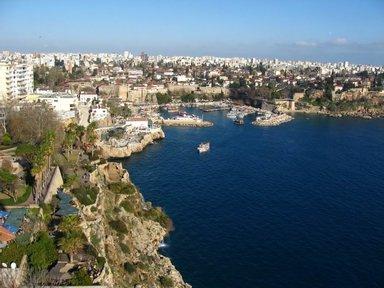 Antalya'nın en güzel tatil yerleri