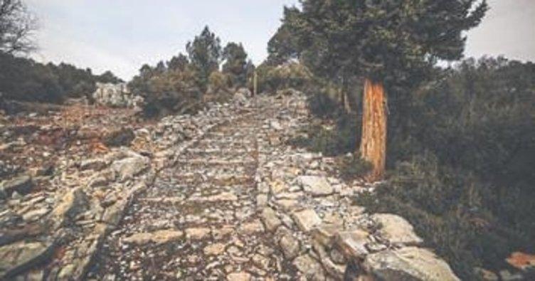 Kervan yolu turizme açılacak