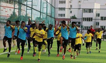 Afrikalı futbolcuların transfer umudu Antalya'da