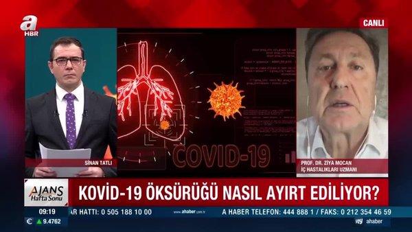 Son Dakika! Covid-19 öksürüğü nasıl anlaşılır? Korovirüs hastaları nasıl öksürür? İşte koronavirüsün gripten farkları... | Video