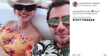 Ünlü isimlerin Instagram paylaşımları (19.05.2018) (Gökçe Akyıldız)