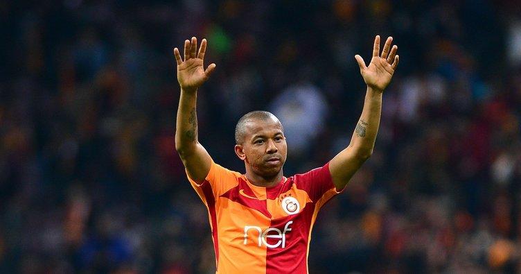 Galatasaray'dan ayrılan Mariano Atletico Mineiro'ya transfer oldu!