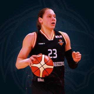 Fenerbahçe Kadın Basketbol Takımı'na Ukraynalı skorer