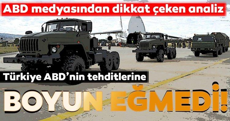 ABD medyasından dikkat çeken Türkiye analizi