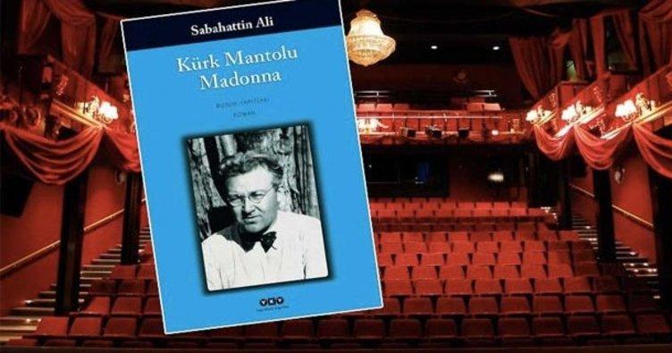 """""""Kürk Mantolu Madonna"""" beğeni topladı"""