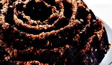 Çikolatalı Balkabaklı Kek