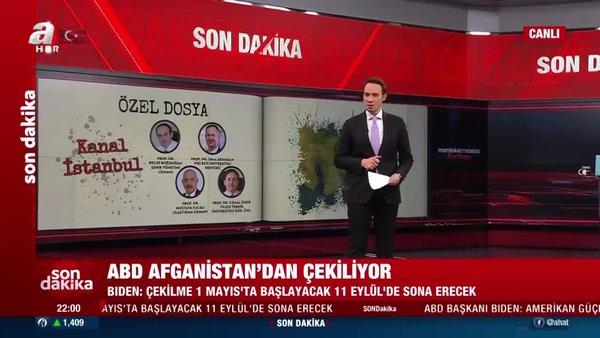 Son dakika: Dünya bu açıklamaya kilitlenmişti! ABD Başkanı Joe Biden'dan Afganistan kararı | Video