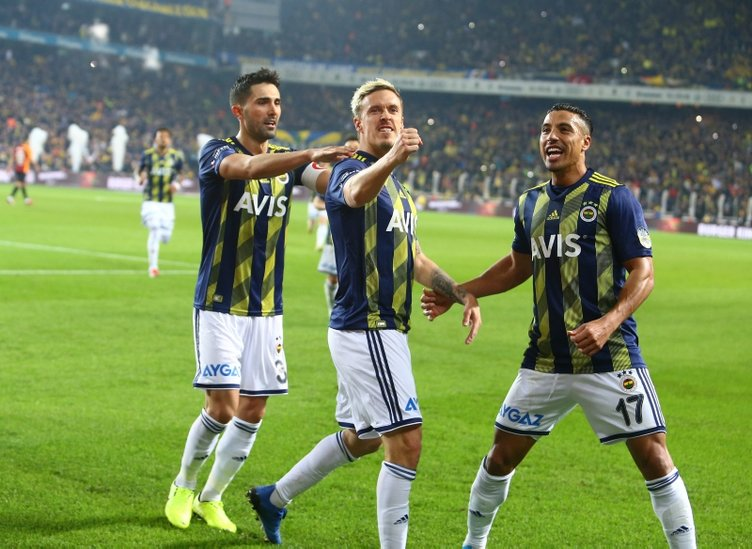 Fenerbahçe'de sakatlık krizi! Max Kruse...