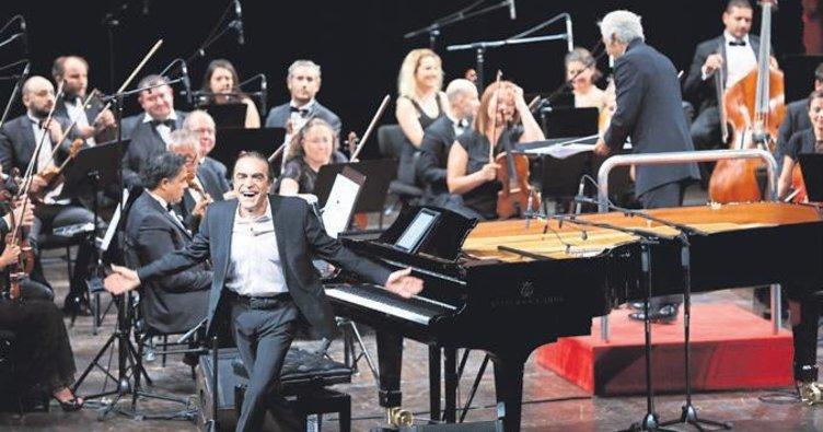 Antalya'ya özel beste yapacak