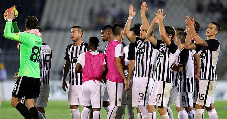 Partizan - Beşiktaş maçı için Sırplardan flaş karar