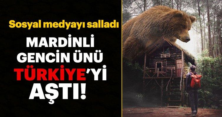 Mardinli Murat Akyol'un ünü Türkiye'yi aştı!